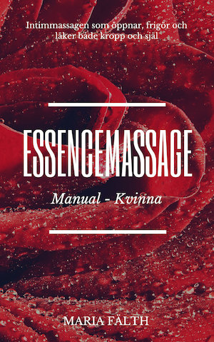 Essencemassage - kvinna