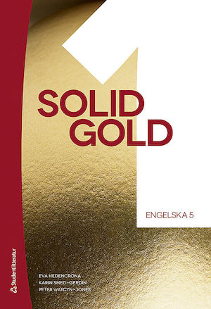 Solid gold: 1, [Engelska 5] / [illustrationer: Ingrid Frölich]