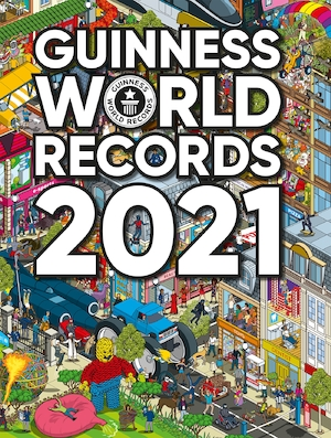 Guinness world records: 2021.