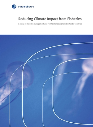 Reducing climate impact from fisheries