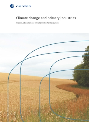 Climate change and primary industries