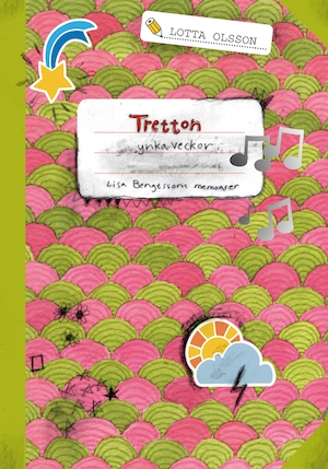 Tretton ynka veckor [Elektronisk resurs] / Lotta Olsson ; [inlageillustrationer: Lotta Olsson]