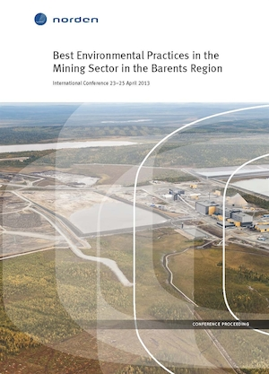 Best environmental practices in the mining sector in the Barents region